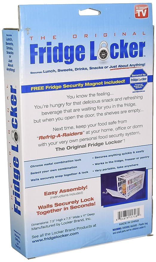 Amazon Locker Brand Inc 157281 The Original Fridge Locker