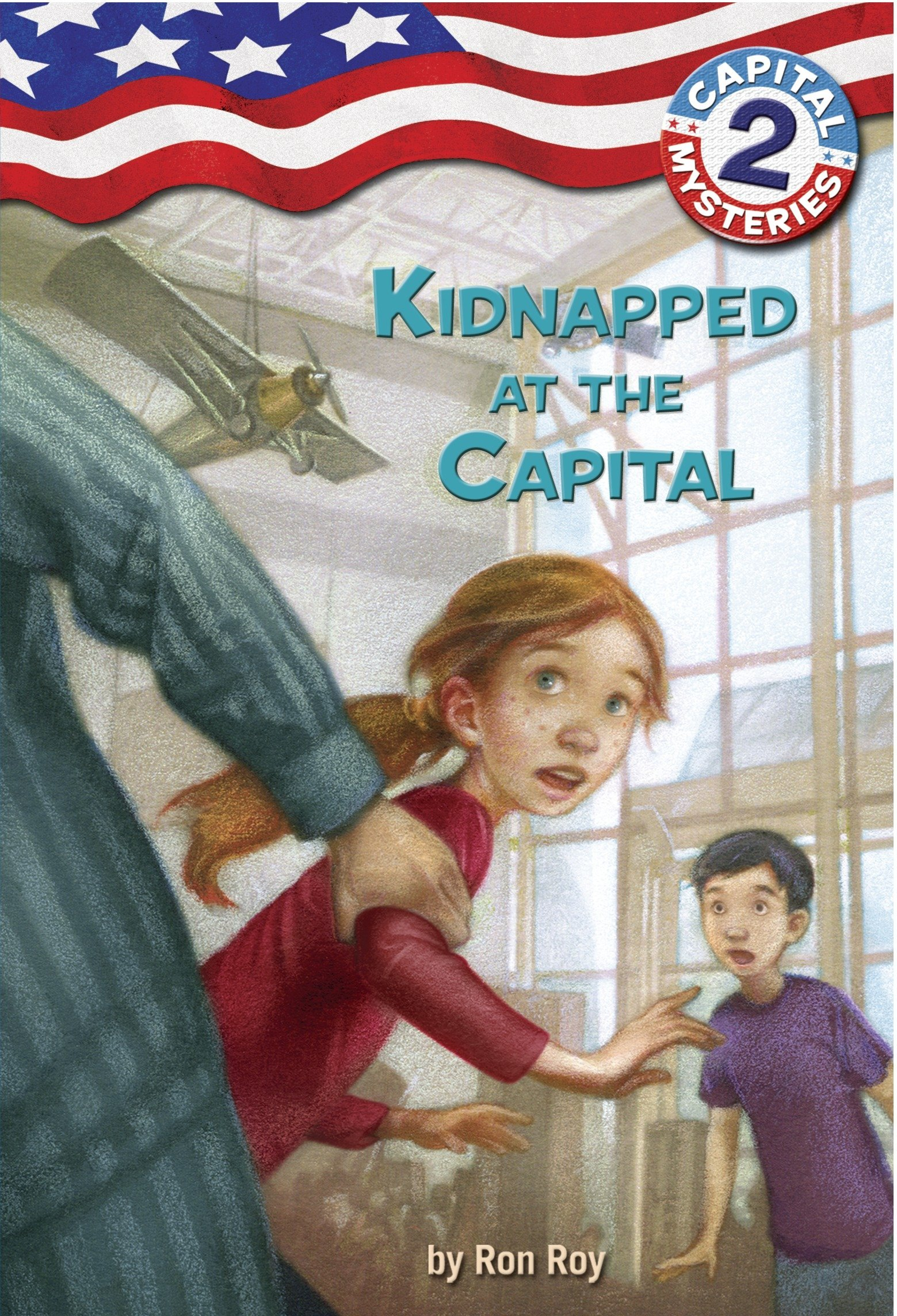 Capital Mysteries #2: Kidnapped at the Capital ebook
