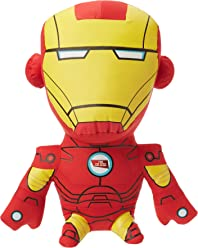 "Marvel AMZ05849 15"" Talking Plush: Iron Man"