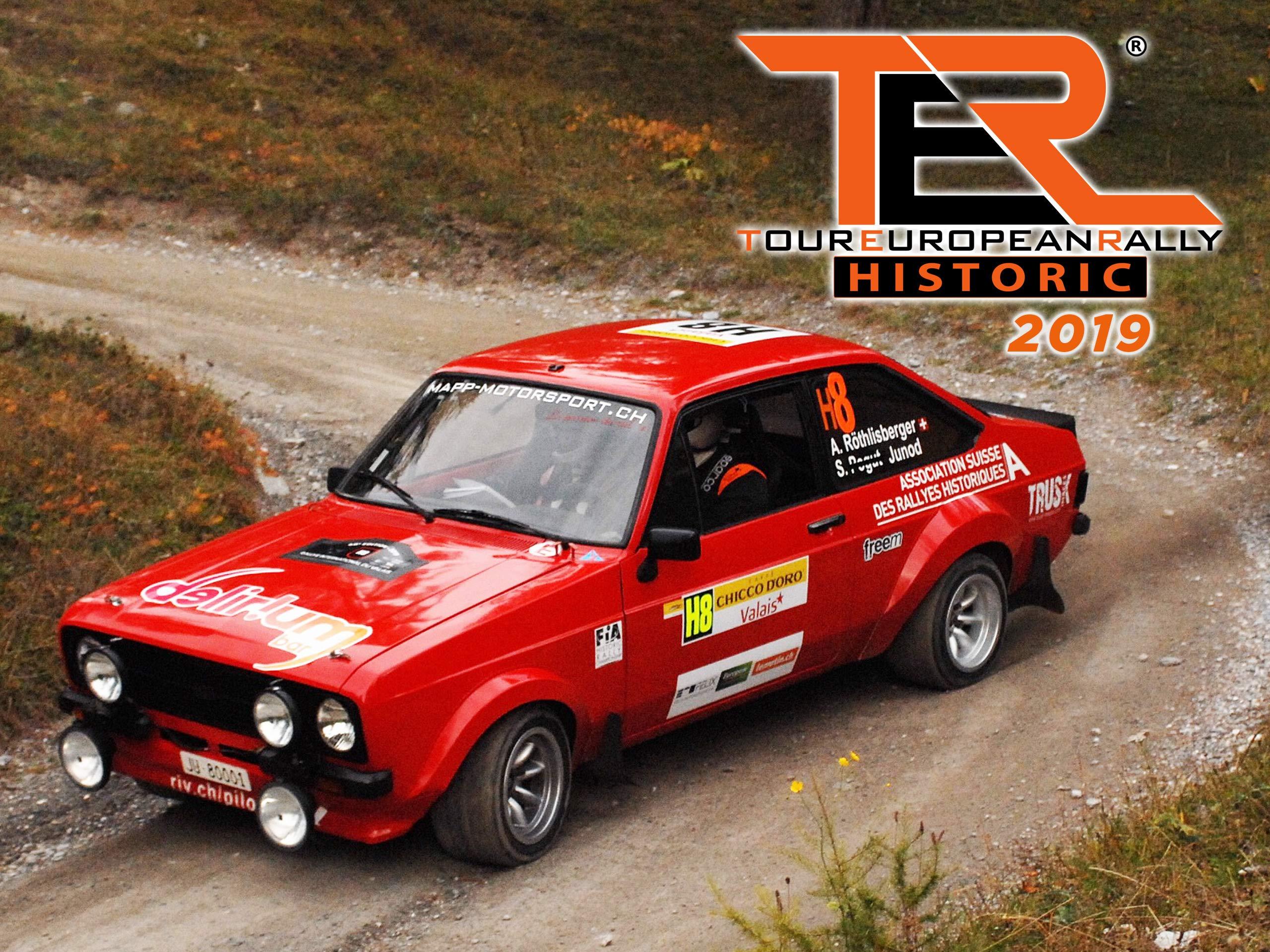 Tour European Rally Historic 2019 on Amazon Prime Video UK
