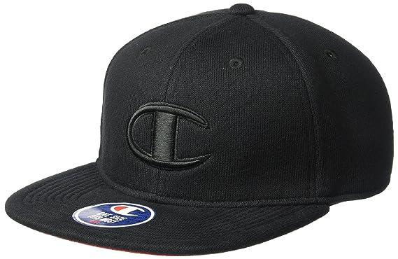 Amazon.com  Champion LIFE Men s Super Fleece Baseball Snapback ... 799e3951982