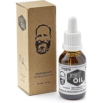 Ein gutes Bartöl bekommen Sie von dem Hersteller Beyers.