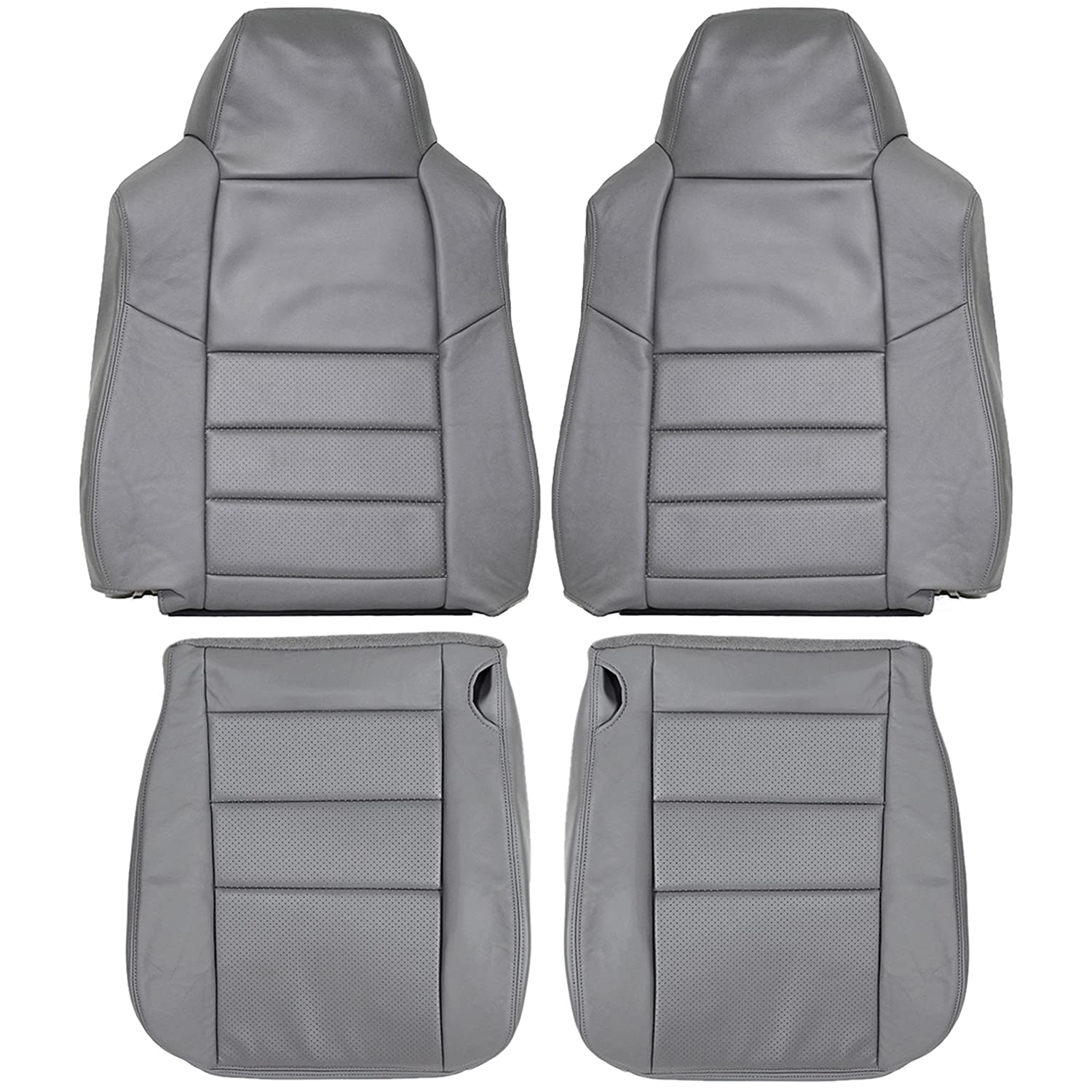 F250 Lariat Seat Covers Velcromag