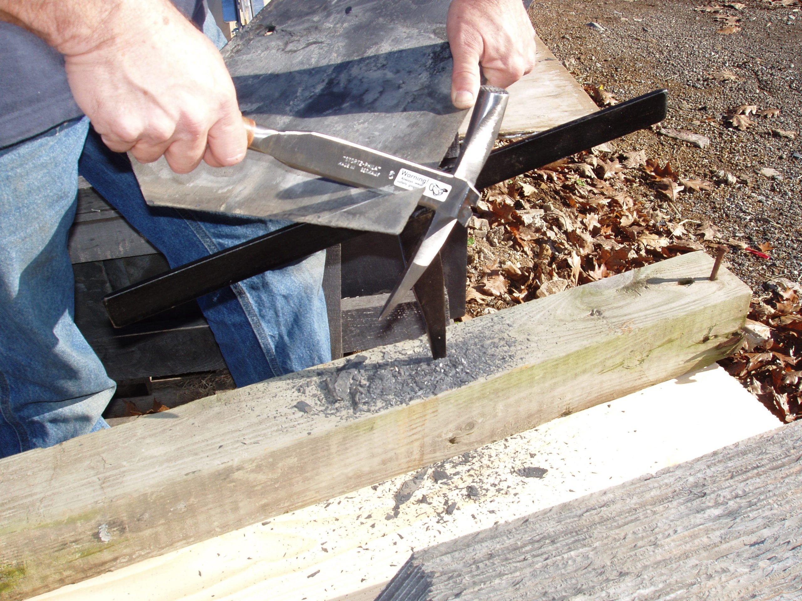 Stortz Slate Hammer by Stortz