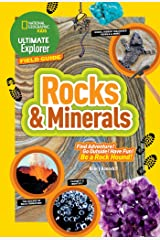Ultimate Explorer Field Guide: Rocks and Minerals Paperback