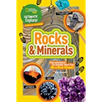 Ultimate Explorer Field Guide: Rocks and Minerals (Ultimate