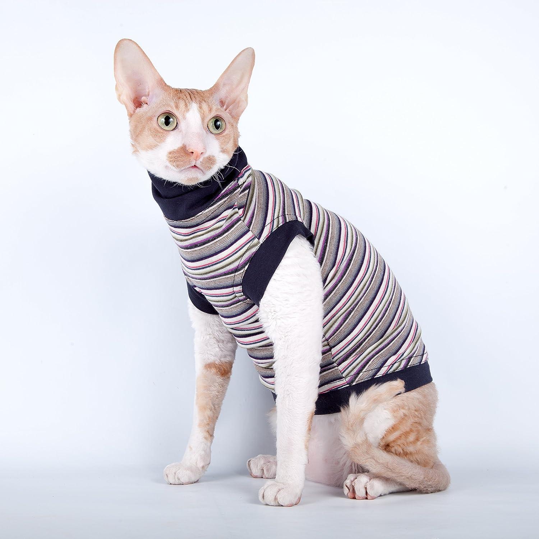 Kotomoda abbigliamento per Gatti a Righi Gatto (S)