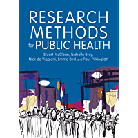 Research Methods for Public Health (English Edition)