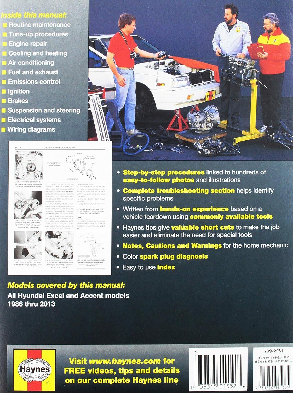 1998 Hyundai Excel Stereo Wiring Diagram Hyundai Excel Wiring Diagram