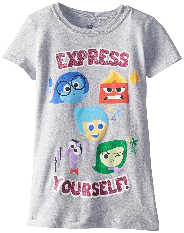 Disney Girls' Big Girls' Inside Out Express Yourself