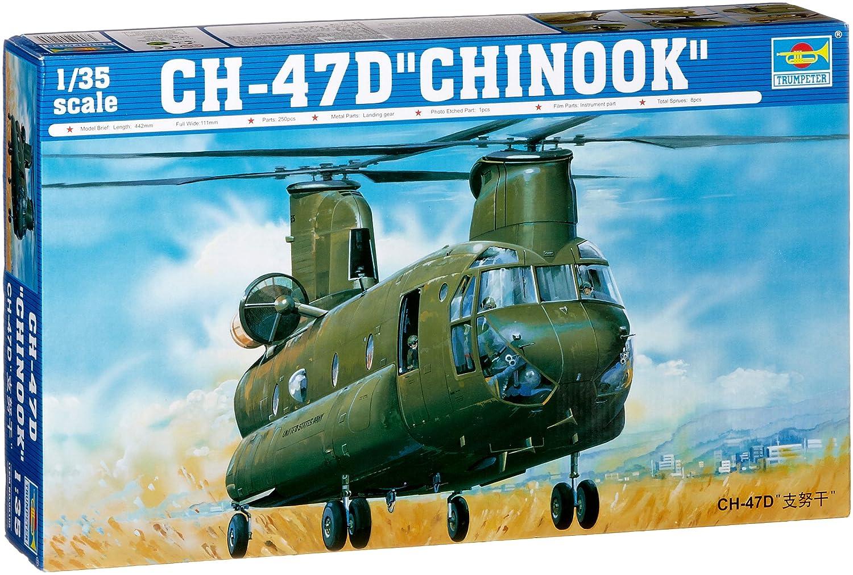 Elicottero Ch : Trumpeter modellino elicottero pesante ch d chinook