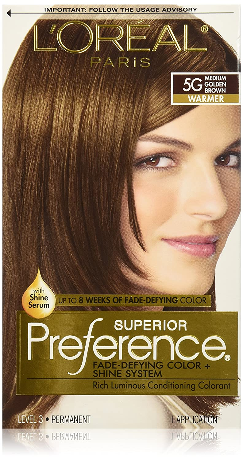 Loreal Hair Color Warm Golden Brown Best Hair Color 2017