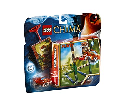 LEGO Chima 70111 Swamp Jump by LEGO: Amazon.es: Juguetes y ...