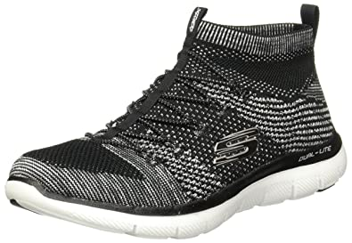 Skechers Flex Appeal 2.0 Hourglass Noir