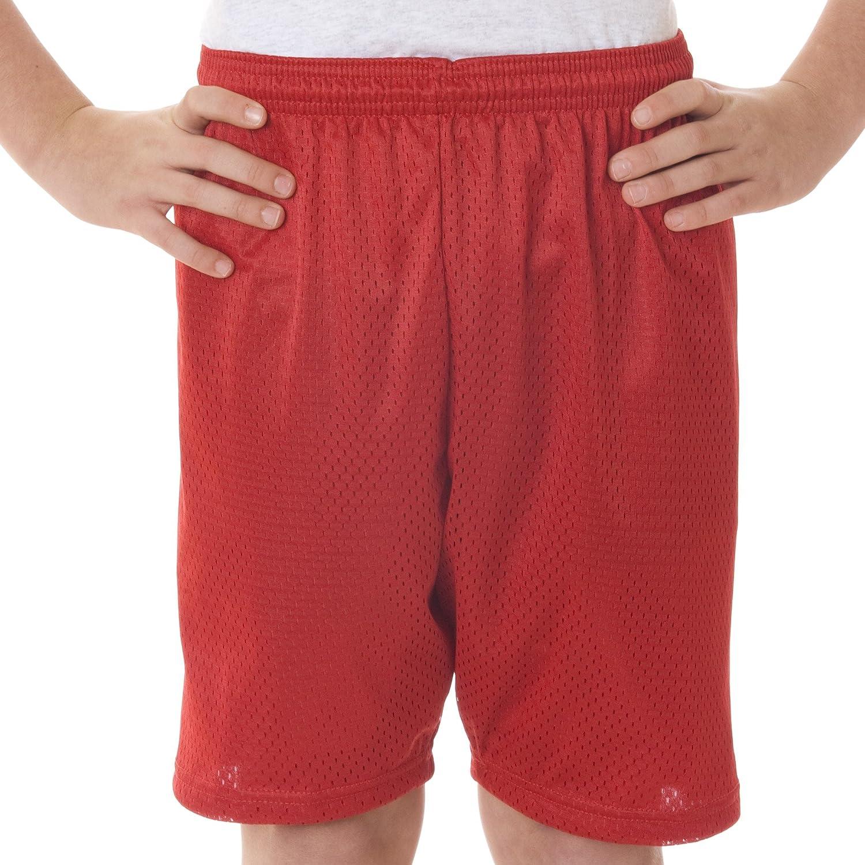 Badger 2207 Youth 6 Mesh Shorts B2120