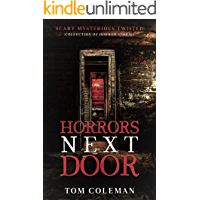 Horrors Next Door: Short Scary Stories to play with your mind book cover