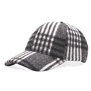 Heritage Traditions Mixed Check Coloured Baseball Cap Hat (Black ... e6003bbf2f0