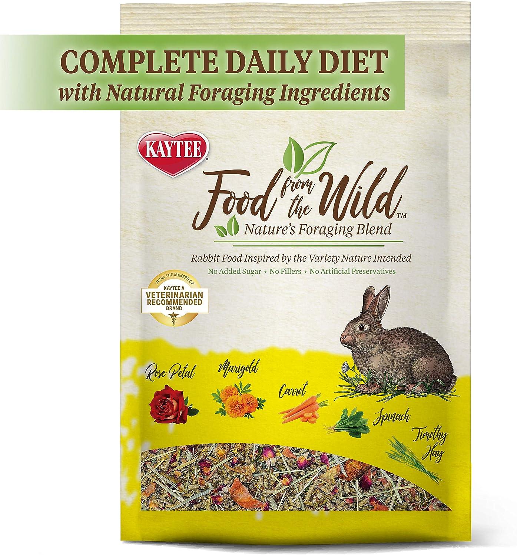 Kaytee Food from The Wild Rabbit,4 lb