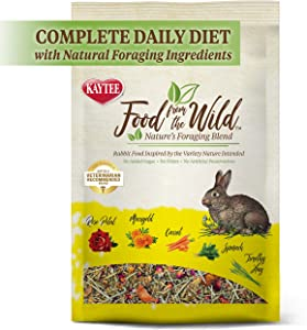 Kaytee Food from The Wild Rabbit,4 lb