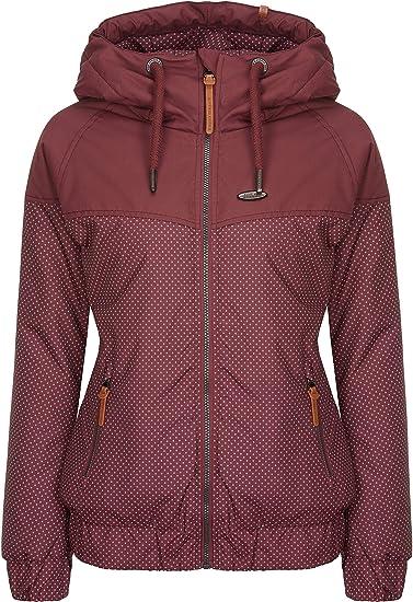 alife and Kickin Malia gefütterte Damen Winterjacke Damenjacke Jacke  Amazon .de  Bekleidung 3f972b1700