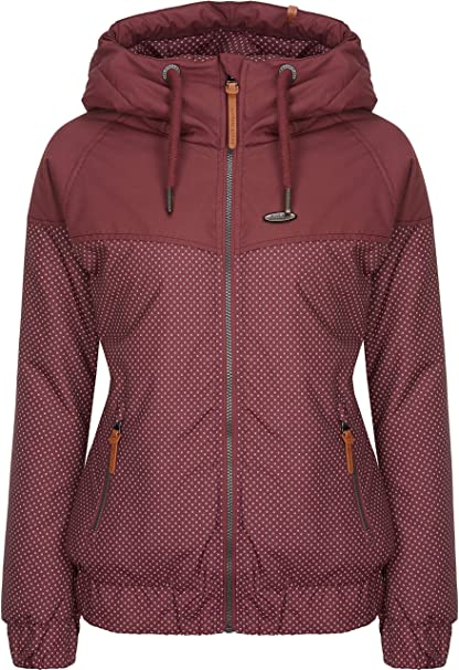 wholesale dealer 9e02f 9e1d5 alife and Kickin Malia gefütterte Damen Winterjacke Damenjacke Jacke