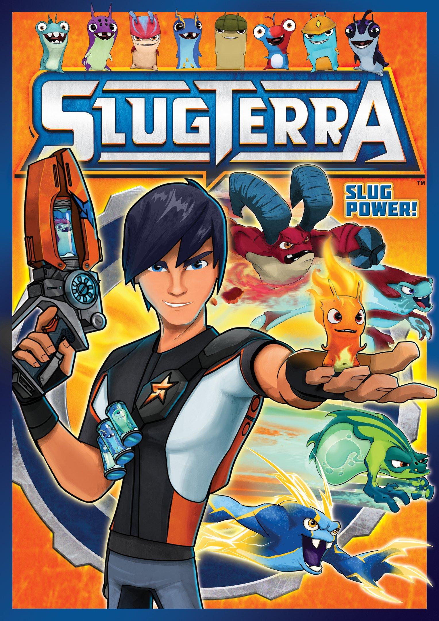 DVD : Slugterra: Slug Power! (3PC)