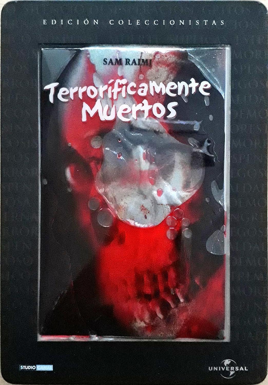 Terrorificamente Muertos Edicion Coleccionista Caja Metalica ...