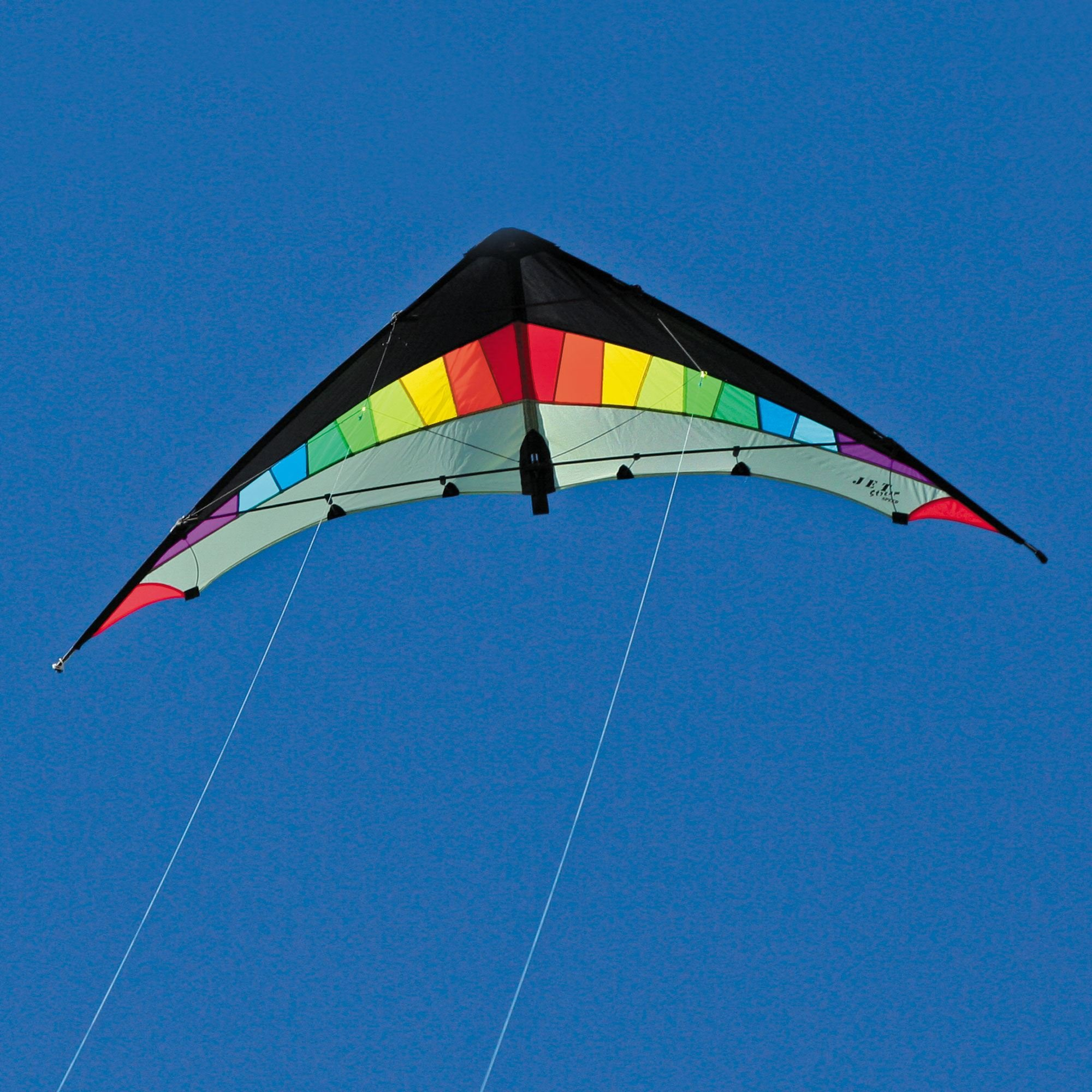 Jet-Stream Speed Dual line Stunt Kite by Elliot