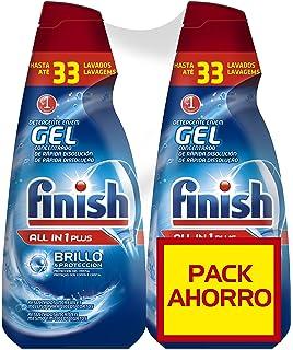 Finish Lavavajillas Abrillantador Regular - 500 ml: Amazon.es ...