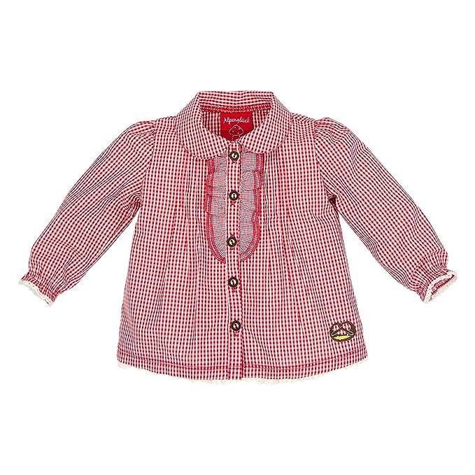 BONDI - Blusa - para bebé niña rojo 86 cm