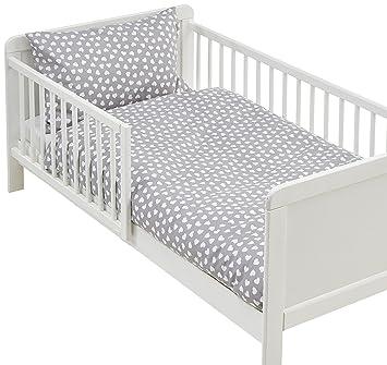 Lulando Bettwäsche Kinderbettwäsche Bettset 2 Teilig Kissenbezug Und