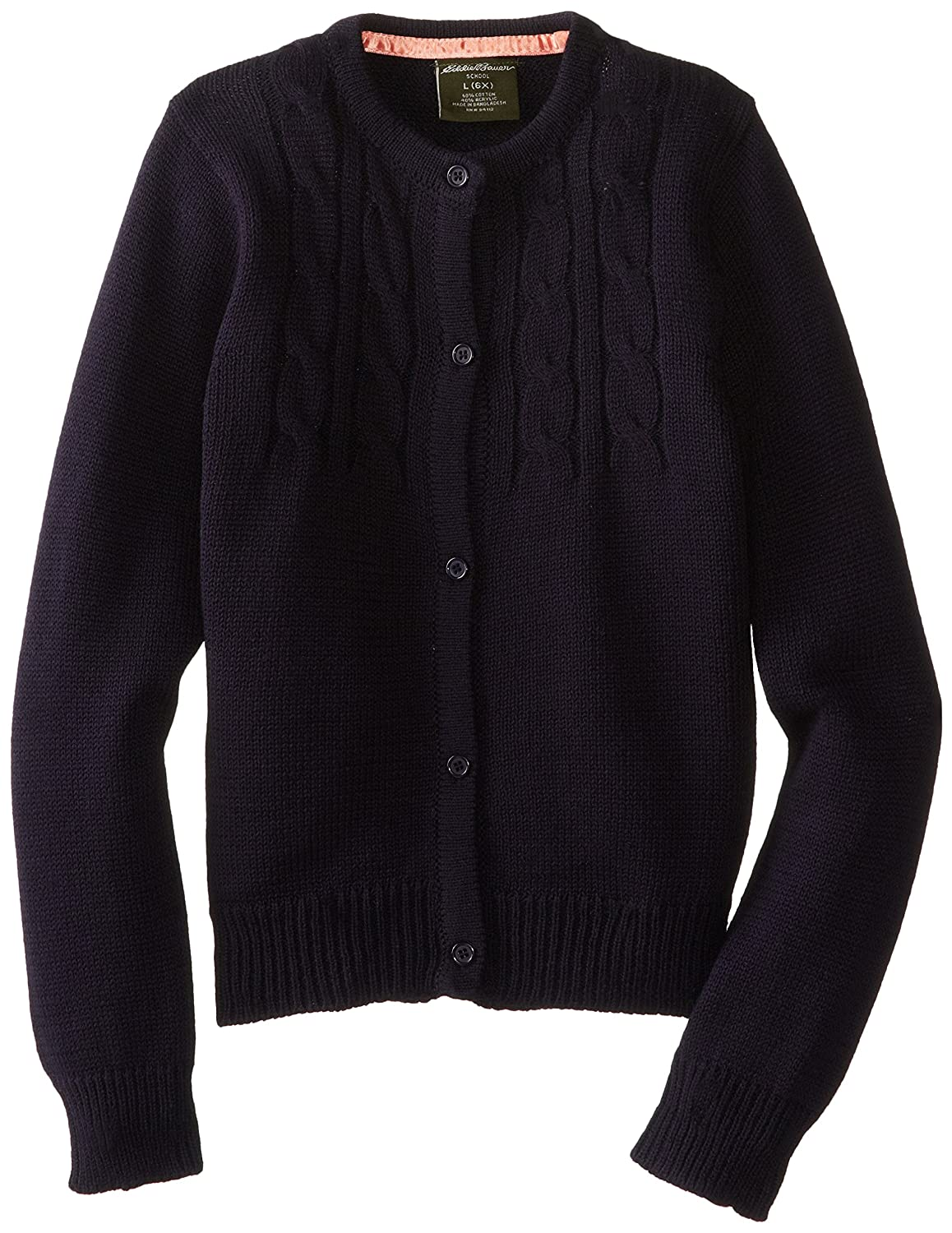 Eddie Bauer Girls' Sweater (More Styles Available) W2HC69