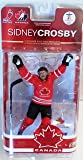 McFarlane Toys NHL Sports Picks Vancouver 2010 Olympics Series 2 Action Figure: Sidney Crosby 4 (Team Canada) Red Jersey Exclusive