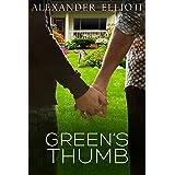 Green's Thumb: A silver MM gay romance.