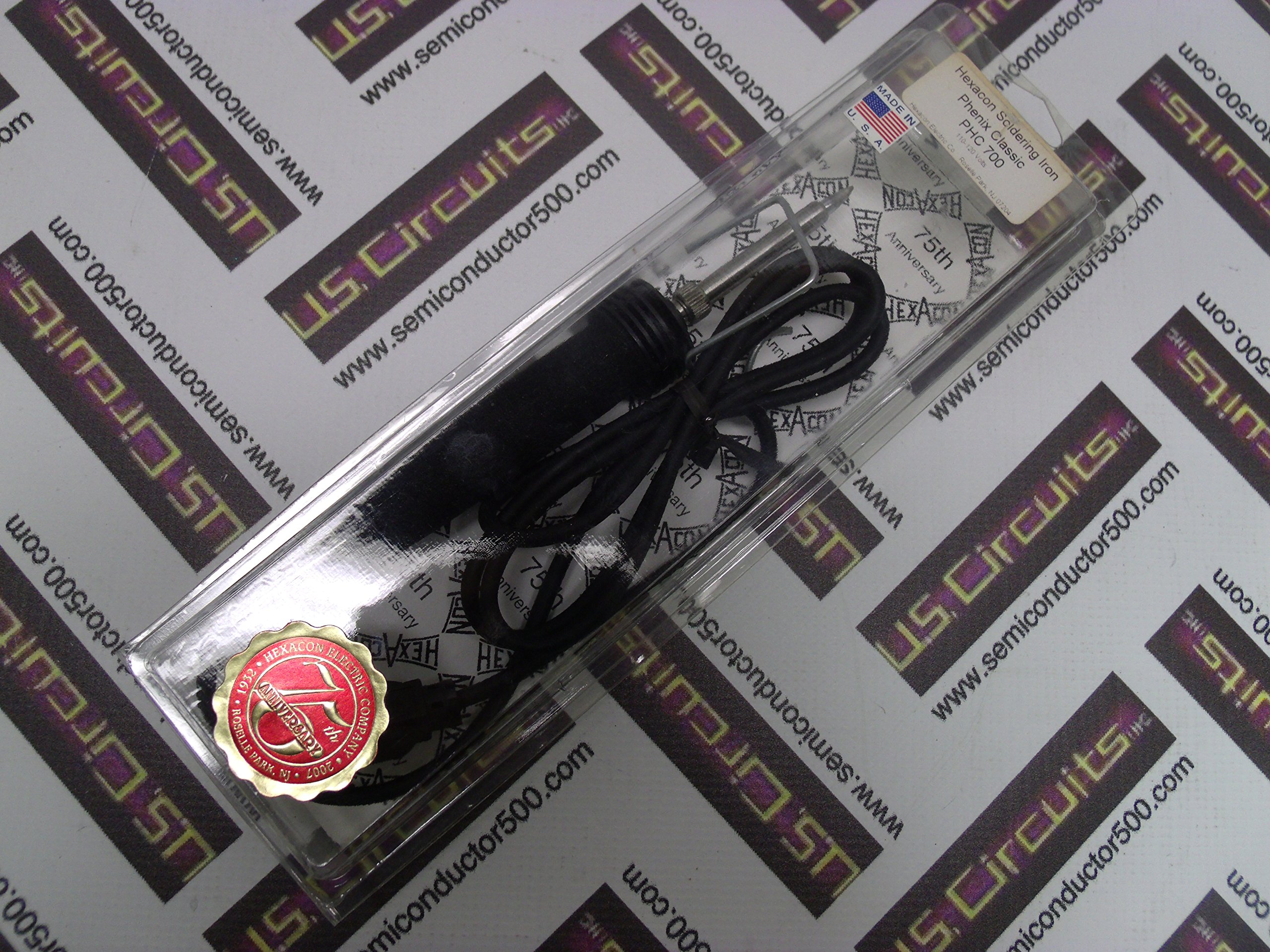 Hexacon Soldering Iron Phoenix Classic PHC700 MADE IN THE USA. by Hexacon