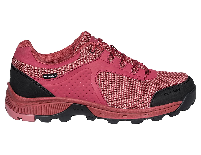 Rouge (rouge Cluster) 38 EU VAUDE Wohommes Tvl Comrus STX, Chaussures de Randonnée Basses Femme