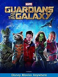 Guardians of the Galaxy (Plus Bonus Features)