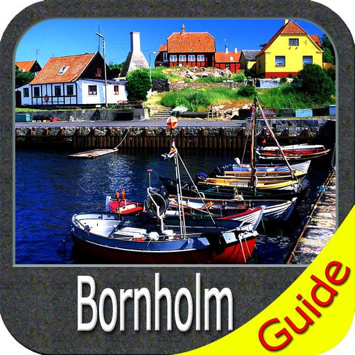 Bornholm (Denmark) GPS Map Navigator: Amazon.es: Appstore para Android