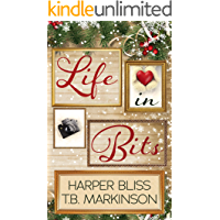Life in Bits: A Lesbian Christmas Romance (English Edition)
