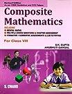 Composite Mathematics Class 8 01 Edition price comparison at Flipkart, Amazon, Crossword, Uread, Bookadda, Landmark, Homeshop18