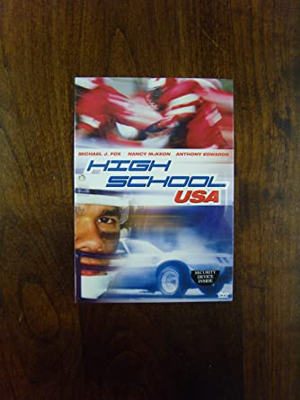 Amazon.com: High School Usa: Michael J. Fox, Nancy McKeon, Todd ...
