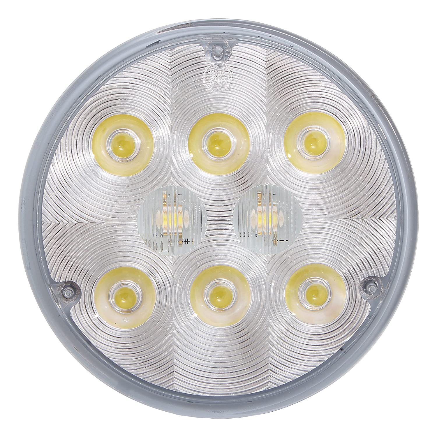Amazon.com: GE Lighting 69823 Nighthawk 4.5-Inch Round LED Utility Lamp: Automotive
