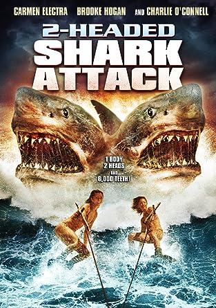 Amazon.co.jp: 2 Headed Shark Attack [DVD] [Import]: DVD