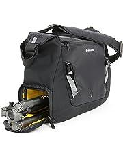Vanguard Veo Discover 38 Streamlined, Compact Messenger Bag, Black, (V244563)