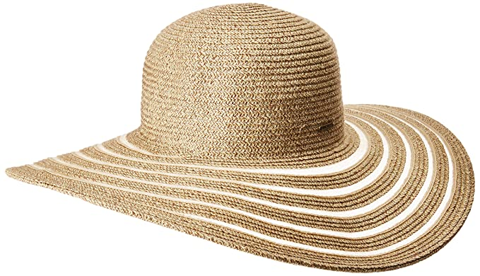 8b7af59428cbd4 Image Unavailable. Image not available for. Color: Nine West Women's Floppy  HAT, Ivory, one Size