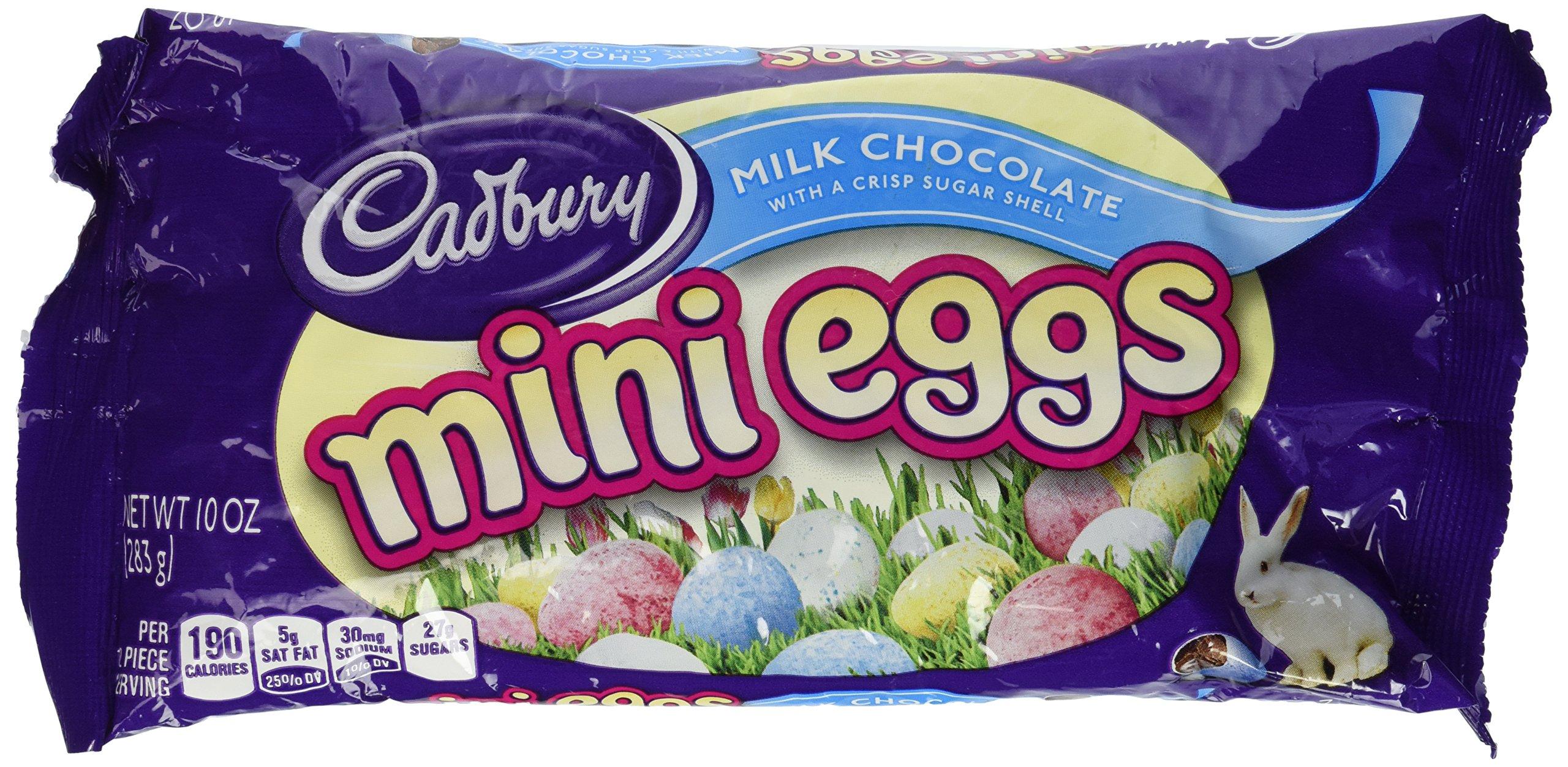 Amazon Cadbury Royal Dark Mini Eggs 10 Ounce Bag Pack of 3