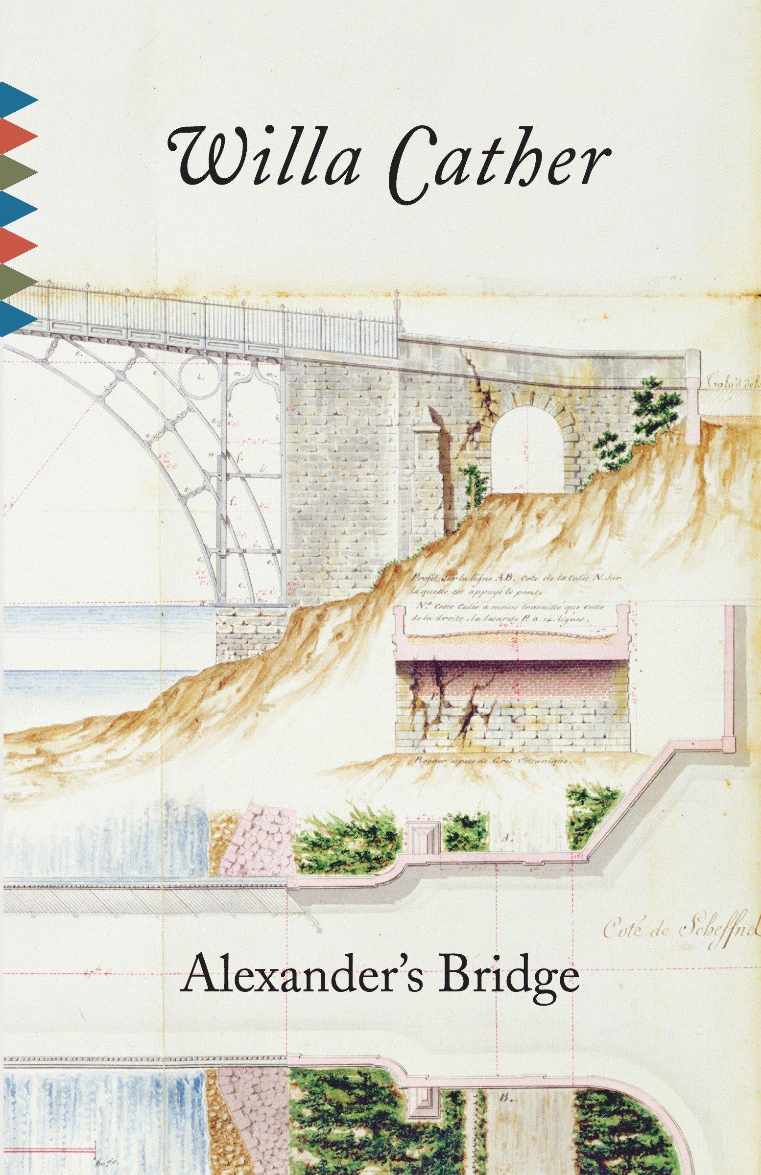 Read Online Alexander's Bridge (Vintage Classics) pdf