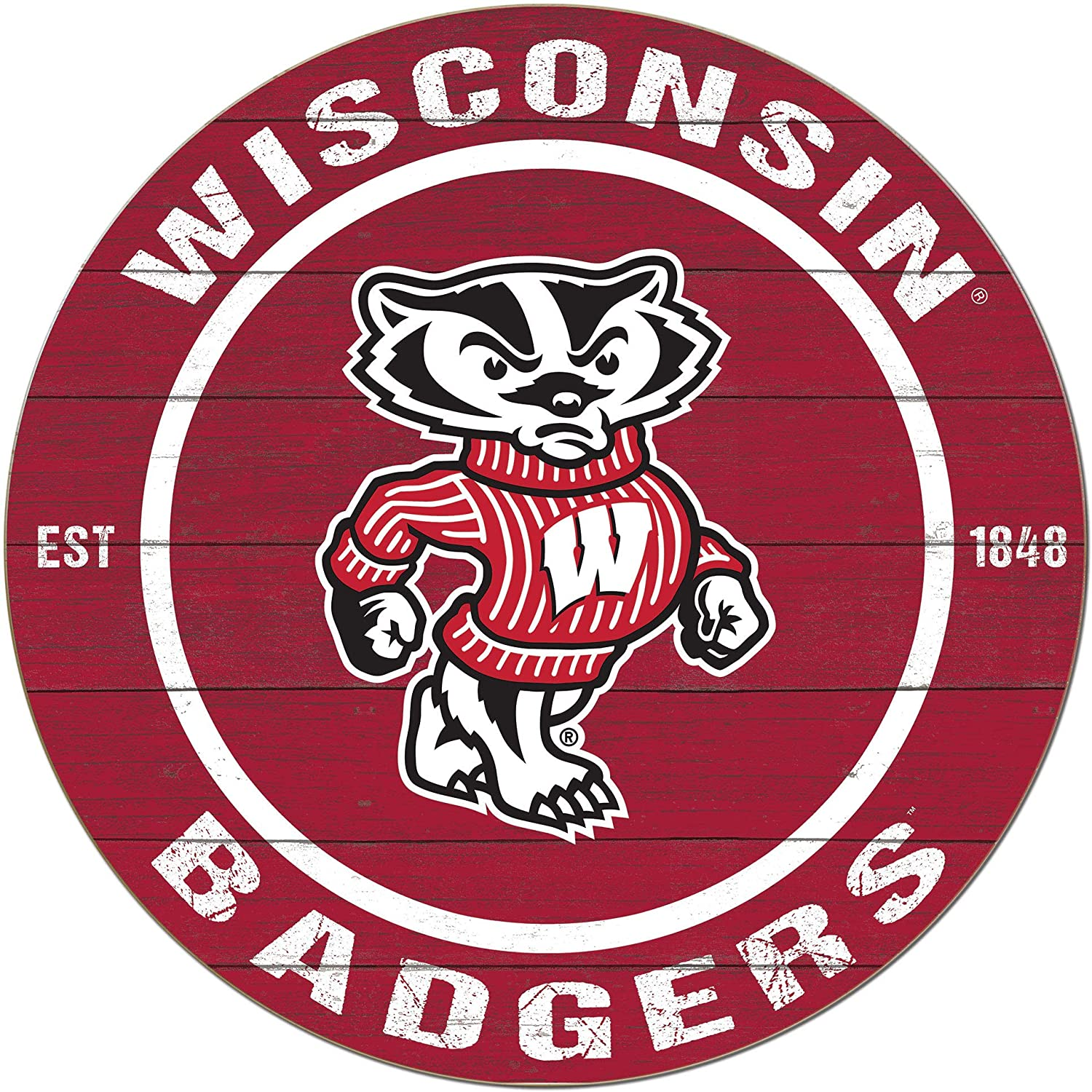 KH Sports Fan Wisconsin Badgers 20