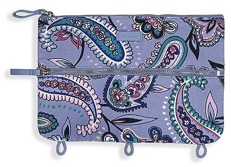 Amazon.com: Vera Bradley - Estuche para lápices, diseño de ...