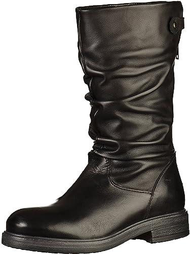 Tamaris 1-25975-39 Femmes Botte Noir, EU 37